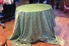Green Pintuck