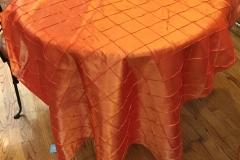 Pintuck Orange-LG