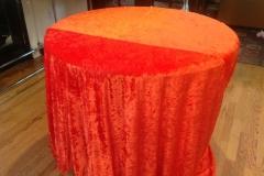 Velvet, Orange
