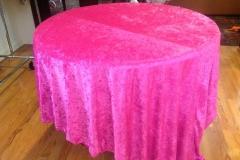 Velvet, Pink