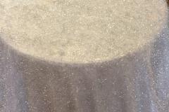 String Metallic Silver-LG