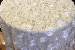 White Bridal Sheer-LG