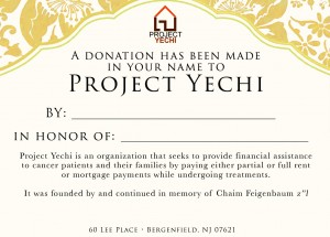ProjectYechi-Donation-Honor